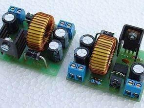 MC34063 12v 15v DC-DC Konvertör