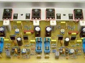 N-Channel với Mosfet 200w 350W 400W 500W Anfler