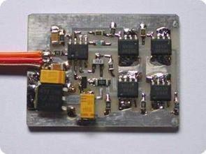 PIC12F629 PWM Köprü Motor Hız Kontrol Bi Directional Control