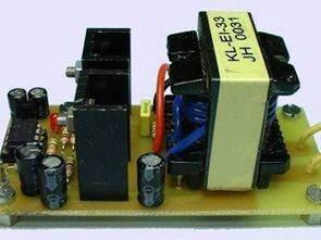 PIC12F629 PWM Kontrol EI33 SMPS