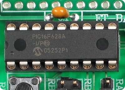 PIC16F628 Devreleri