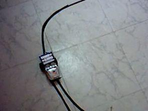 PIC16F84 ile Siyah Çizgi Takip Eden Robot