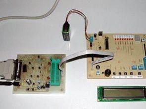 PIC16F84 Deneme Geliştirme Kartı Development Board