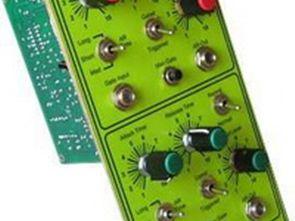 Synthesizer VCA Mixer Filtre Efekt Devreleri