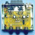 TDA1519A ile Stereo Ton kontrollü Anfi Devresi