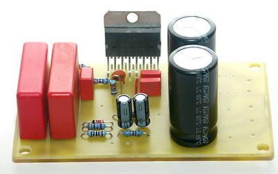 TDA7293 Amplifier Circuits PCBs tda7293 anfi