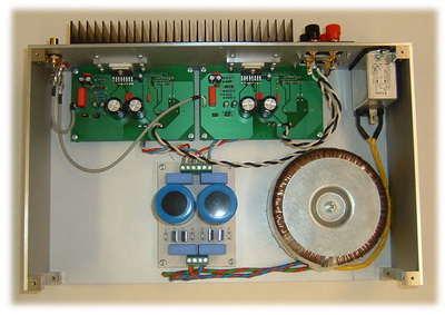 TDA7293 Amplifier Circuits PCBs tda7293 mono.