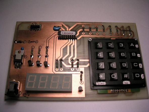16C84-Demo-board