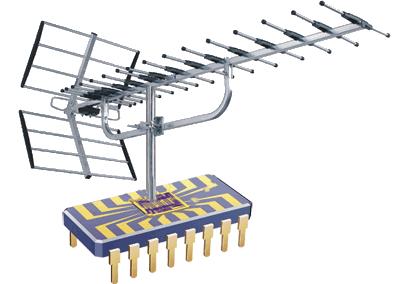 Sinyal kuvvetine göre anten kontrolü jal dili pic16f84