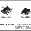 L298 74LS04 Bilgisayar Üzerinden Step Motor Kontrolü