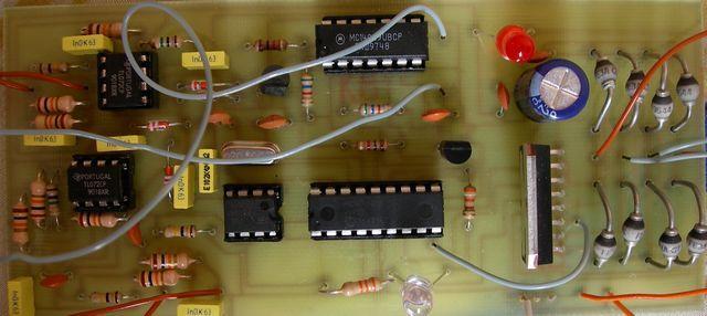 Chiếc xe tốc độ kiểm soát xung-width-điều chế PWM-siêu âm-thụ-mobile-thiết bị