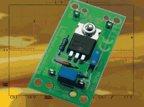 IRF4905 ile 5 Amper Akım Regülatörü