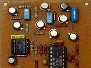 JFET (Junction Field Effect Transistör) Kompresör