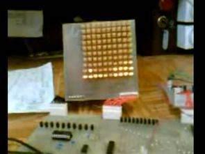 led-gostergeli-spectrum-analizer