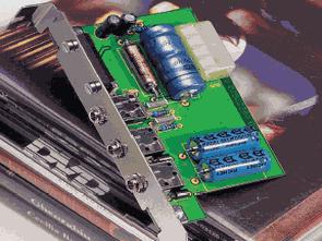 Thẻ PC Anfi với TDA1516BQ