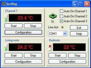 Dự án nhà thông minh được điều khiển bằng máy tính với PIC16F873A