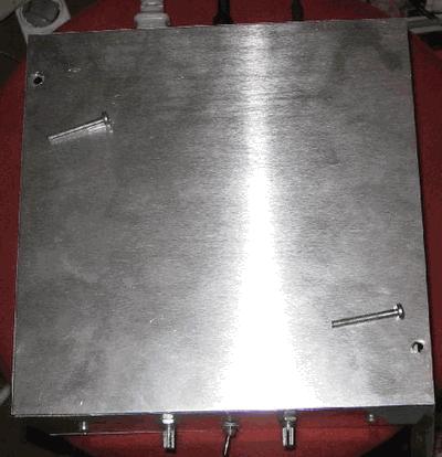100W Darlington Transistor Amplifier Circuit 2+1 BDW83 BDW84  TDA8563 anfi proje07