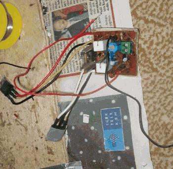 100W Darlington Transistor Amplifier Circuit 2+1 BDW83 BDW84  TDA8563 anfi proje10