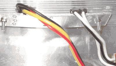 100W Darlington Transistor Amplifier Circuit 2+1 BDW83 BDW84  TDA8563 anfi proje11
