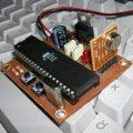 AT89S52 RF ile DC Motor Hız Kontrolü Keil İsis