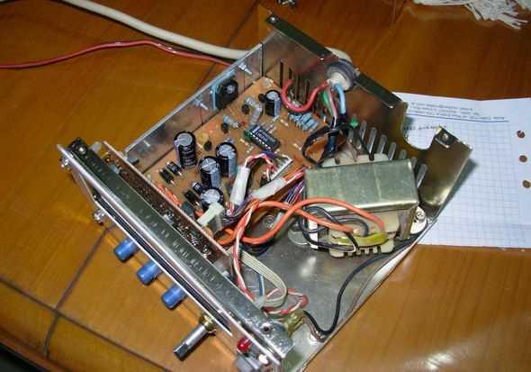 0 25V 2.5A Digital Power Supply Circuit LCD Display PIC16F873P ayarli guc kaynagi lcd pic 25v power