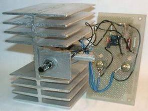 Güç Kaynağı Test circuit electronic Yük