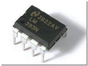 LM339 ve LM393 ile 100 Ledli Stereo Vumetre Devresi