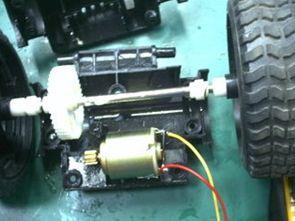 Elektrik Motorları ve Oyuncak Araba Motor Tamiri