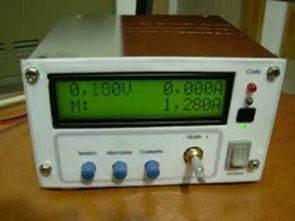 PIC16F873P 0-25v 2.5a Dijital Göstergeli Güç Kaynağı