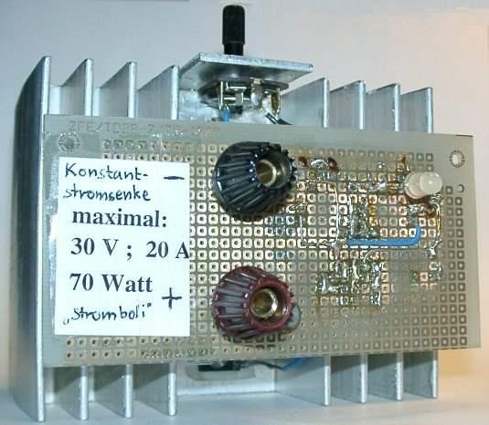 Electronic Load Circuit