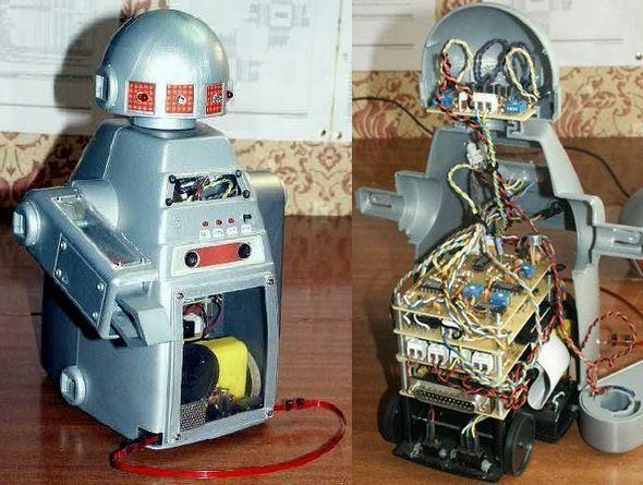 robot-tunedmaked-phiên bản-gốc-robot-monty