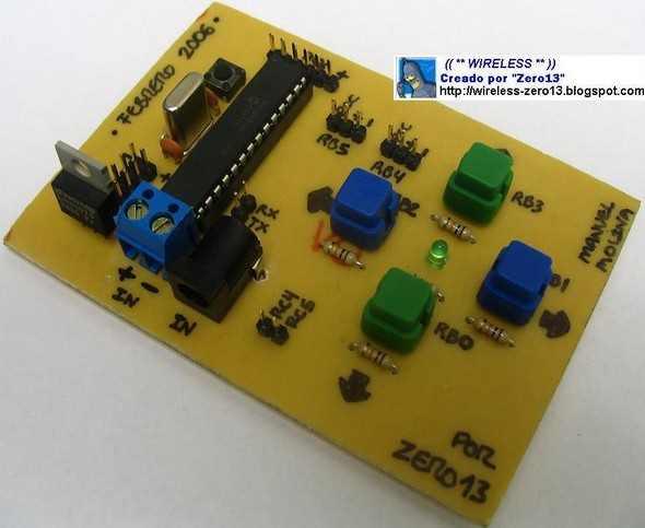 x-y-motor-antena-16F876A-picbasic-servo-circuit