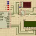 PIC16F877 DS1668 Kullanımı Dijital Potansiyometre