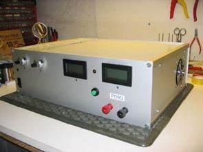 L200 ile 2.8v-24v 2-20 Amper Ayarlı Güç Kaynağı