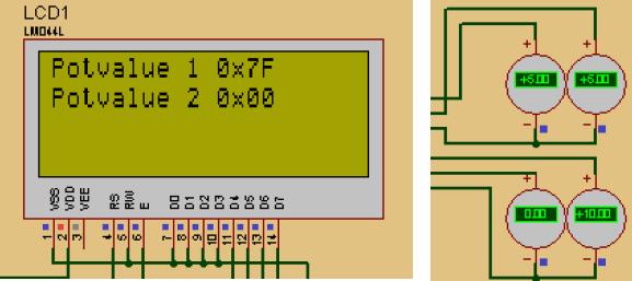 Using DS1668 Digital Potentiometer with PIC16F877 dijital potans