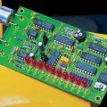 10 Led Göstergeli Ultrasonik Park Sensörü