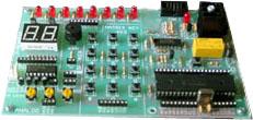 Microchip PIC16F, PIC18F Development Boards  piclab