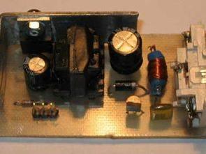 Strobe Transformer với 12 Volt cung cấp Stroboscope