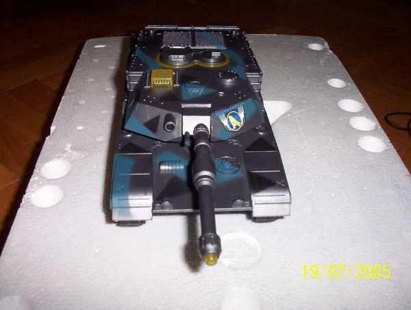 tank-robot-proje-silver
