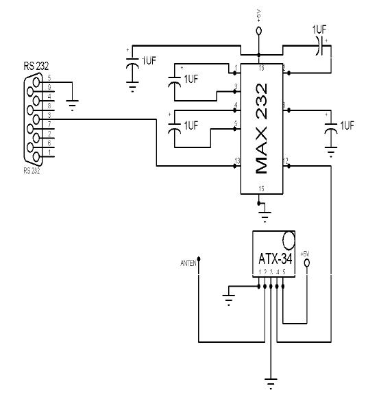 rf max232 transmitter-mạch-semasi
