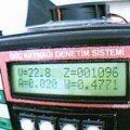 Güç Kaynakları için Voltaj Akım Watt Empedans Ölçüm