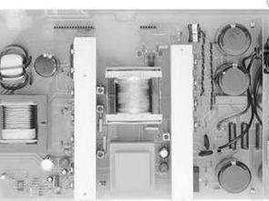SG3525A ile 0-30V 0-20A SMPS