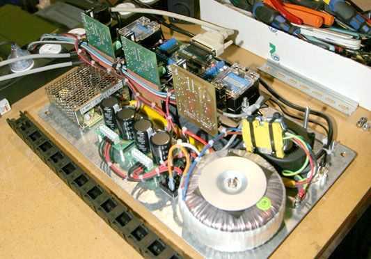 36VDC-toroidal -ransformer-Mach3-SheetCAM-lpt-cnc-step-motor