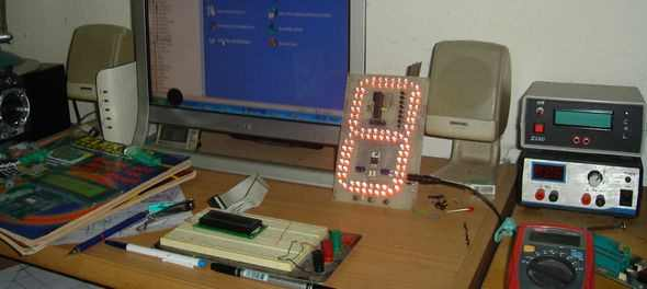 7-segment-led-display-test-pcb-leds