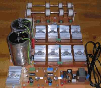 Elektro Manyetik Fırlatıcı Projesi