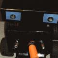 PIC16F877A ile Yangın algılayan gezgin robot