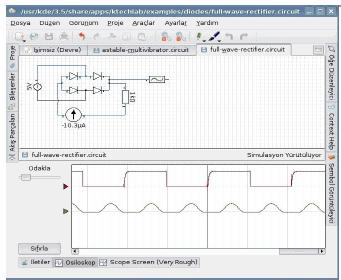 Giới thiệu KTechlab cho chương trình điện tử cho Linux