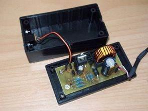 ASUS Eee PC için LM2576 ile Anahtarlamalı Oto Şarj