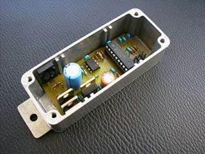 PIC16F819 ile PWM Motor Kontrol TC4420 Mosfet