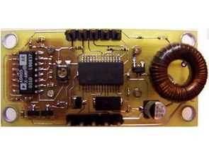 PIC16F876 ve AD605 ile Ultrasonik Mesafe Bulucu
